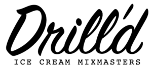 Logo of Drill'd Ice Cream Mixmasters